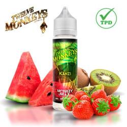 E-líquido Twelve Monkeys Kanzy TPD 50ml Sin Nicotina