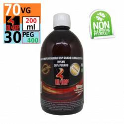 Base para Vapear OIL4VAP 200ml 70VG/30PEG Sin Nicotina
