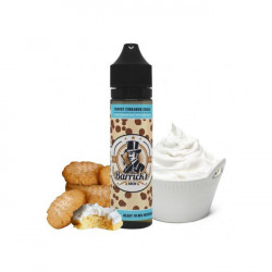 E-líquido YOGURT CINNAMON COOCKIE BARRICK'S BREW TPD 50ML 0MG