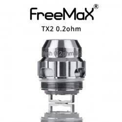 Resistencia FreeMaX TX2 Mesh Coil 0.2ohm para Fireluke 2