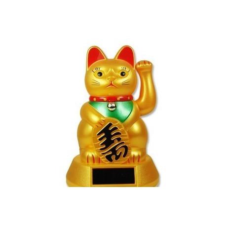 Gato de la Suerte Maneki Neko