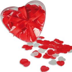Confeti para Bañera Corazón Grande