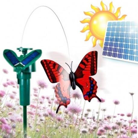 Mariposas decoración Rotativa Solar