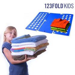Doblador de Ropa Infantil 123 Fold