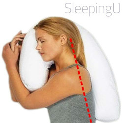 Almohada Sleeping U