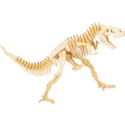Puzzle de Madera Esqueleto Dinosaurio