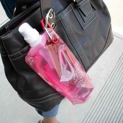 Botella de Plástico Plegable