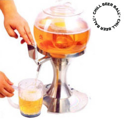 Dispensador de Cerveza Chill Beer Ball