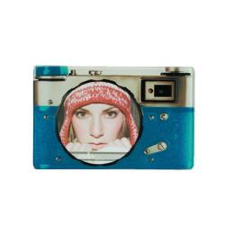 Portafotos de Cristal Camara Fotos