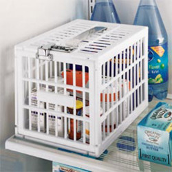 Fridge Locker Caja Seguridad Nevera