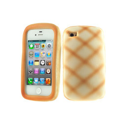 Funda compatible con iphone Bollería con Olor
