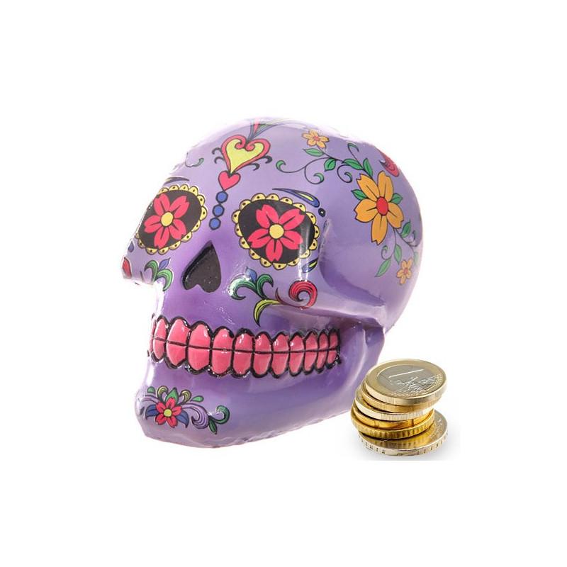 Comprar Hucha Calavera Día De Los Muertos 129