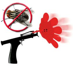 Pistola Mata Moscas