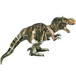 Puzzle 3D Dinosaurio con Movimiento