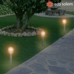 Lámpara Solar Eco Solem