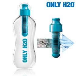 Botella con Filtro de Carbono Only H2O