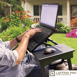 Mesa Multifunción para Portátil Laptray