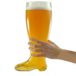 Vaso Gigante Bota de Cerveza XXL