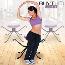 Sistema de Ejercicio Rhythm Gym