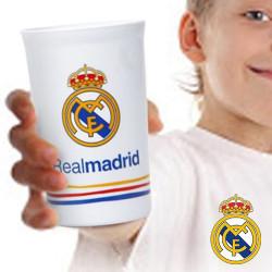 Set de 2 Vasos del Real Madrid