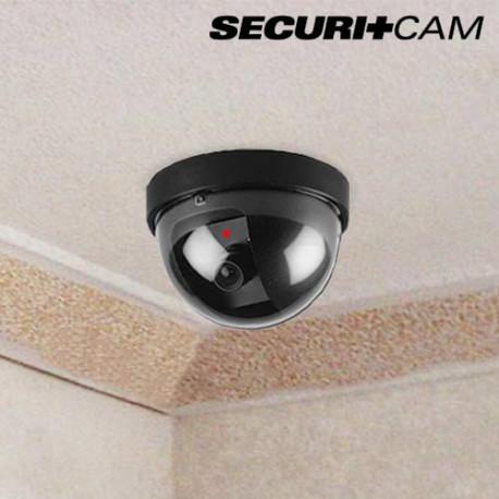 Cámara de Seguridad Simulada Domo Securitcam