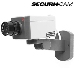 Cámara de Vigilancia Simulada Securitcam