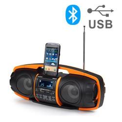 Radio MP3 Bluetooth AudioSonic RD1548