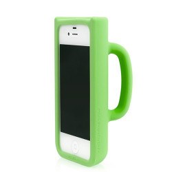 Funda Taza compatible con Iphone Naranja