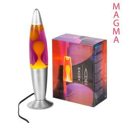 Lámpara de Lava Magma Morado