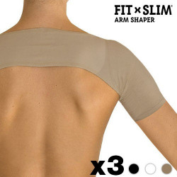 Moldeador Antiflacidez Brazos Fit X Slim (pack de 3) S