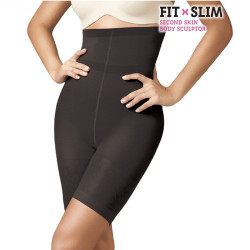 Faja Reductora Second Skin Body Sculptor Negro XL