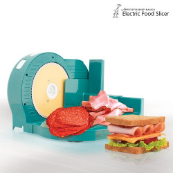 Cortafiambres Electric Food Slicer