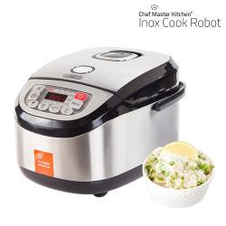 Robot de Cocina Inox Cook