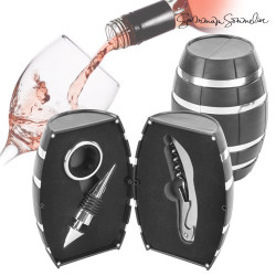 Set de Vino Barril Summum Sommelier (3 piezas)