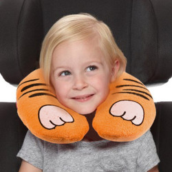 Almohada Cervical Infantil Animales Tigre