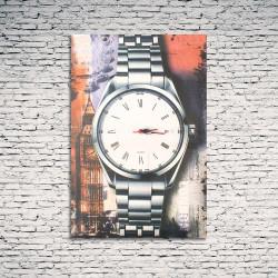 Cuadro Reloj Ciudades