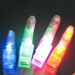 LEDs para Dedos (pack de 4)