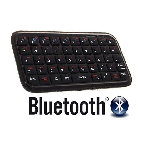 Teclado Bluetooth compatible con Smart Phone, Ipad, Iphone, PS3,