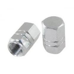 Tapones de rueda Tuning Aluminio pack de 4