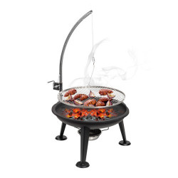 Barbacoa de Carbón FireFriend BQ6850