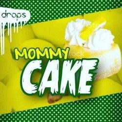 ELIQUIDO DROPS MOMMY CAKE Nicotina 6mg/ml 10ml