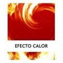 Con efecto calor