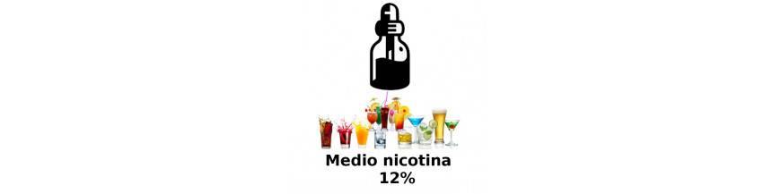 MEDIO NICOTINA BEBIDAS