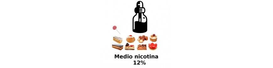MEDIO NICOTINA DULCES